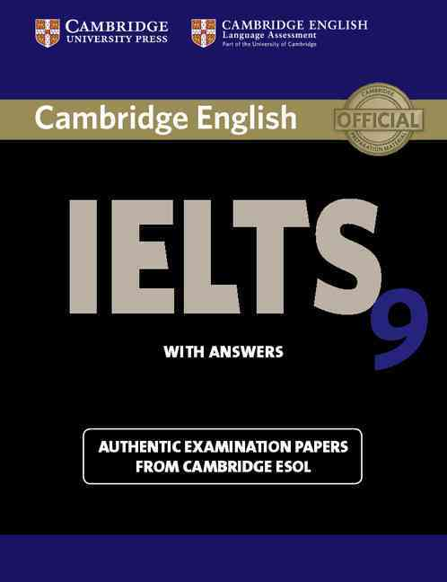 Cambridge Ielts 9 Student's Book With Answers By Cambridge ESOL (COR)